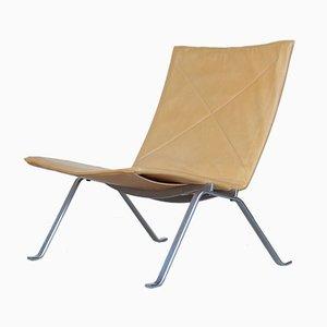 Dänischer Mid-Century PK22 Stuhl von Poul Kjaerholm für E. Kold Christensen