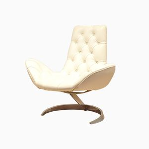 Space Age Easy Chair by Boris Tabacoff, 1970s