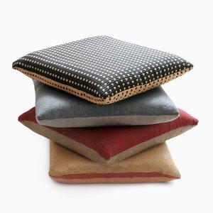 Paper/Nylon Cushion by Trine Ellitsgaard