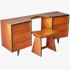 Teak Dressing Table, 1950s