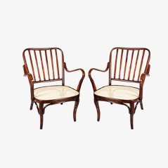 No. 752 Armchair by Josef Frank for Thonet