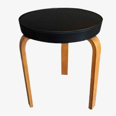 Modell No. 60 Dreibeiniger Stuhl von Alvar Aalto