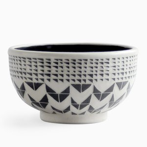 Arrow Bowl by Dana Bechert