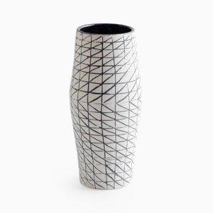Equal Inlay Vase by Dana Bechert