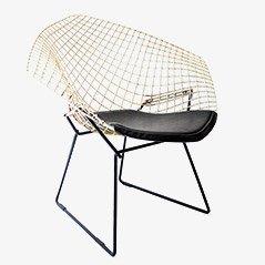 Diamond Chair 421 von Harry Bertoia, 1950er