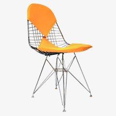 DKR-2 Bikini Chair von Charles & Ray Eames, 1950er