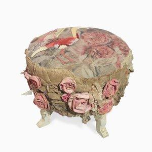 Repose-Pied La Vie en Rose Footstool par Bokja