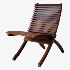 Italian Collapsible Chair