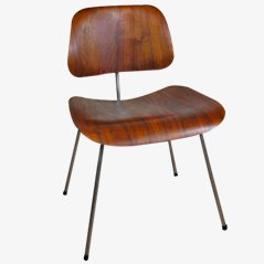 DCM Chair by Charles Eames for Evans Products