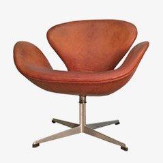 Swan Chair by Arne Jacobsen for Fritz Hansen, 1960
