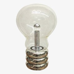 Clear Bulb Table Lamp by Ingo Maurer for M-design