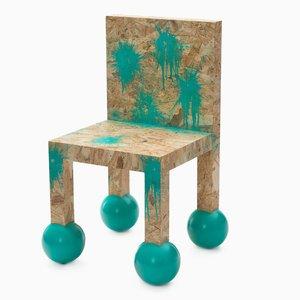 Stray Paintball Chair von David Elia