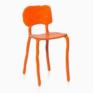 Clay Side Chair par Maarten Baas pour DHPH