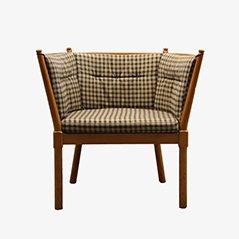 4389 Sessel von Borge Mogensen für Fritz Hansen