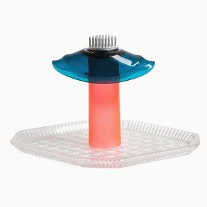 Lampe de Bureau Stellar Orange & Blue Table Lamp par Iain Howlett & Marina Dragomirova