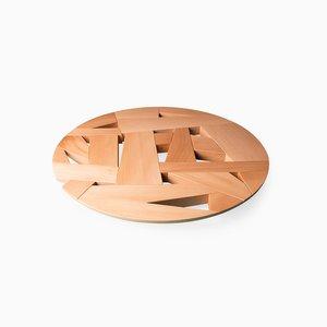 Milieu de Table Tamiso Rotating Centerpiece, Modèle C1432, Rotatif par Marco Zanuso Jr.