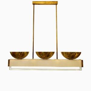 Vintage Deckenlampe von Pietro Chiesa für Fontana Arte