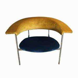 Dutch Meander Gamma Chair by Rudolf Wolf for Gaasbeck en van Tiel, 1962