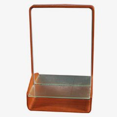 Wall Mounted Mirror by Friso Kramer for Auping, 1950s