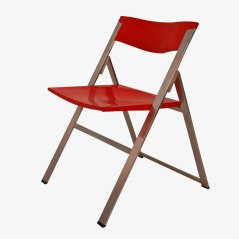 Vintage Dining Chair from Tecno, 1980s