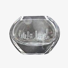 New York Glas Vase von Baccarat