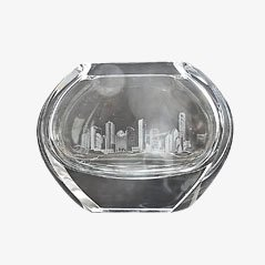New York Glass Vase from Baccarat