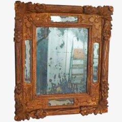 Antique Baroque Mirror, 1680