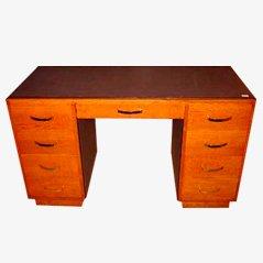 walnut art desk furniture deco cloud sales