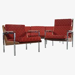Lotus Sofa Set by Rob Parry for Gelderland, 1960s