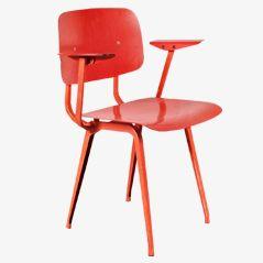 Revolt Chair by Friso Kramer for Ahrend de Cirkel, 1953