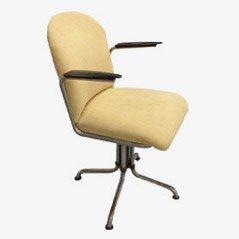 Stuhl vom Modell 356 von W.H. Gispen für Gispen