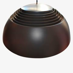 Mid Century Ceiling Lamp by Arne Jacobsen for Louis Poulsen