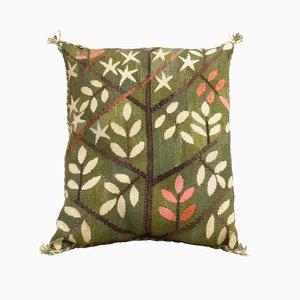 Cuscino con foglie di Barbro Nilsson, Svezia