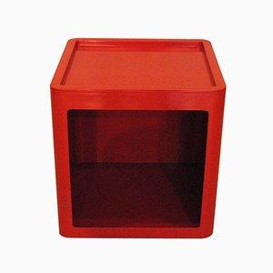 Valletto Series Stackable Shelf by Rodolfo Bonetto for Valenti, 1970s