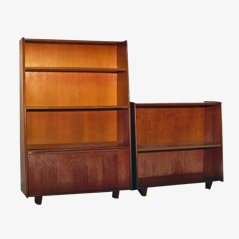 Shelving Units from Pastoe, 1960s, Set of 2