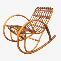 Children's Rocking Chair by Franco Albini, 1950s