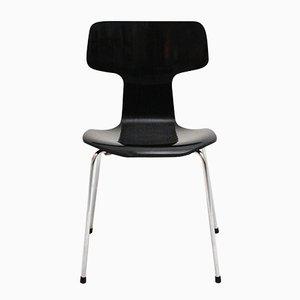 3101 Stacking Chair by Arne Jacobsen for Fritz Hansen