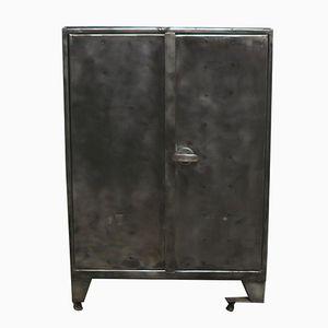 Industrial Steel Cabinet, 1950s