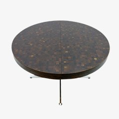 Extendable Dining Table by Dieter Wäckerlin for Idealheim, 1960s