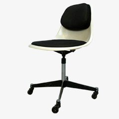 PSCC-4 Office Chair by Charles & Ray Eames for Herman Miller