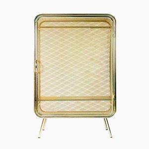 Harold Cabinet Gold_L by Jesse Visser, 2018