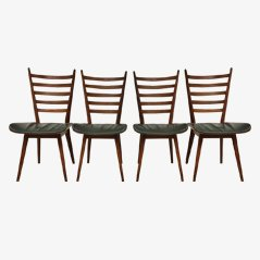 Dining Chairs by Cees Braakman for Pastoe, Set of 4