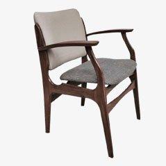 Vintage Armlehnstuhl von Louis van Teeffelen für Wébé, 1960er