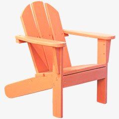 Children's Adirondack Chair, 1970s