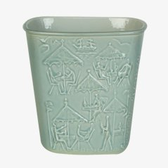 Porzellan Vase von Carl Harry Stahlhane für Rorstrand