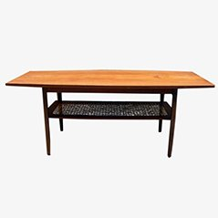 Table Basse Mid-Century, Danemark