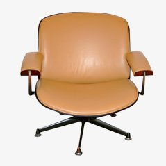 Lounge Chair by Ico Parisi for MIM Roma, 1950s