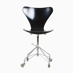 3117 Office Chair by Arne Jacobsen, 1980s