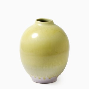 Vase in Citrus & Lilac No.1 by Tortus Copenhagen