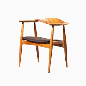 CH35 Dining Chairs by Hans J. Wegner for Carl Hansen, 1960s, Set of 6